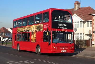 Route 114 - VLE35, PO54ACU, London Sovereign