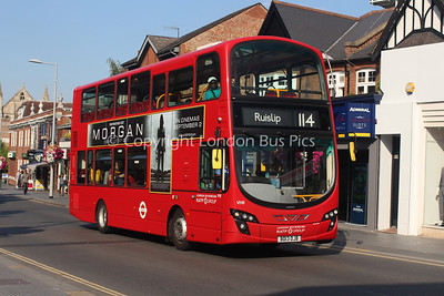 Route 114 - VH8, BD13OJB, London Sovereign