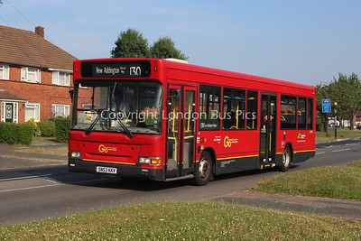 Route 130 - LDP260, SN53KKV, London General (T/A Metrobus)