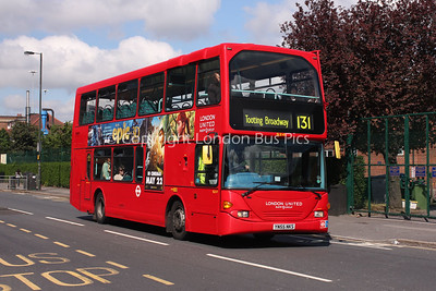 Route 131 - SLE47, YN55NKS, London United