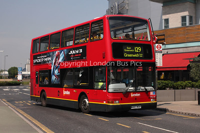 Route 129 - PVL83, W483WGH, London Central