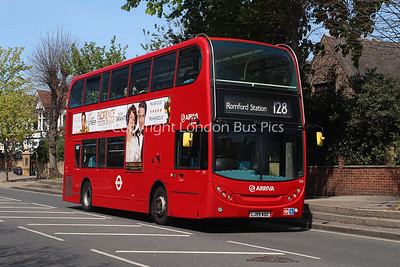 Route 128 - T71, LJ59ADZ, Arriva London North