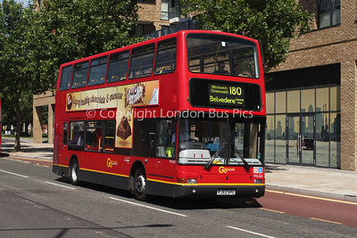 Route 180 - PVL365, PJ53SPU, London General