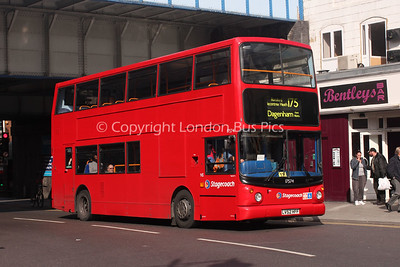 Route 175 - 17574, LY52HPF, Stagecoach London