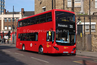 TFL London Bus Routes