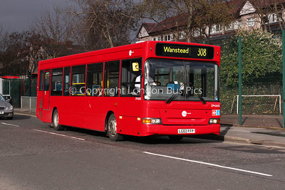 Route 308 - DP42600, LG02FFP, Tower Transit