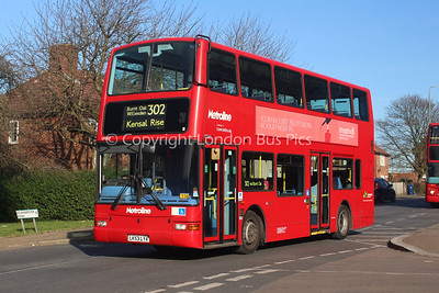 Route 302 - VP507, LK53LYA, Metroline
