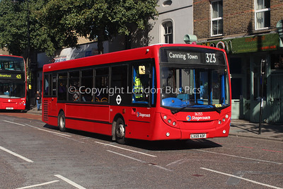 Route 323 - 36355, LX59AOF, Stagecoach London