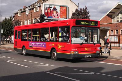 Route 355 - LDP258, SN53KKT, London Central