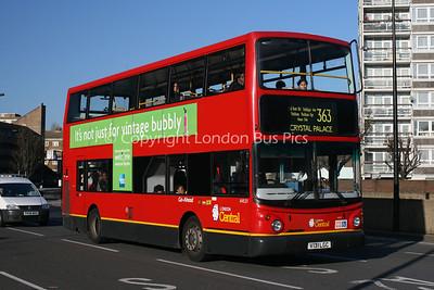 Route 363 - AVL31, V131LGC, London Central