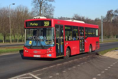 Route 359 - 712, AE09DHM, Metrobus