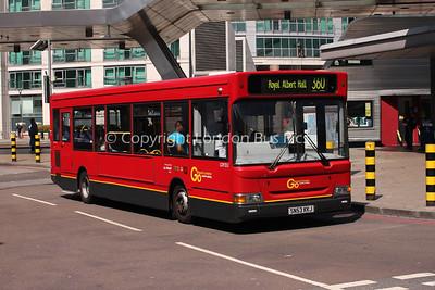 Route 360 - LDP252, SN53KKJ, London Central
