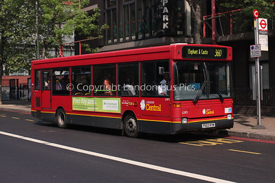 Route 360 - LDP3, P503RYM, London Central