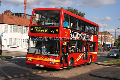 Route 79 - VNE32052, X578RJW, First London
