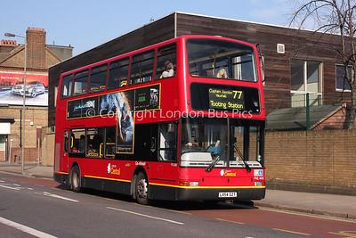 Route 77 - PVL405, LX54GZT, London General