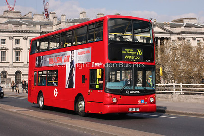 Route 76 - VLA95, LJ54BBV, Arriva London North