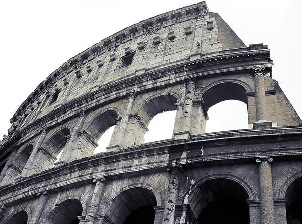 The Coliseum | Rome