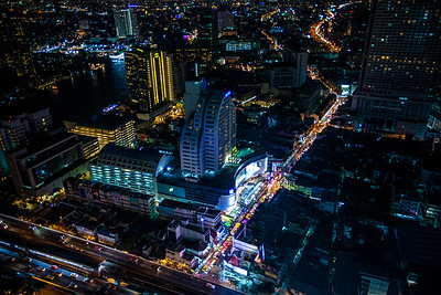Downtown Bangkok