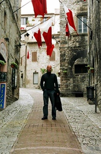 me in assisi