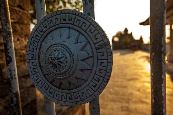 A Gated Uluwatu