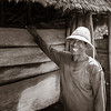 A Smile From The Traditional Sea Salt Maker