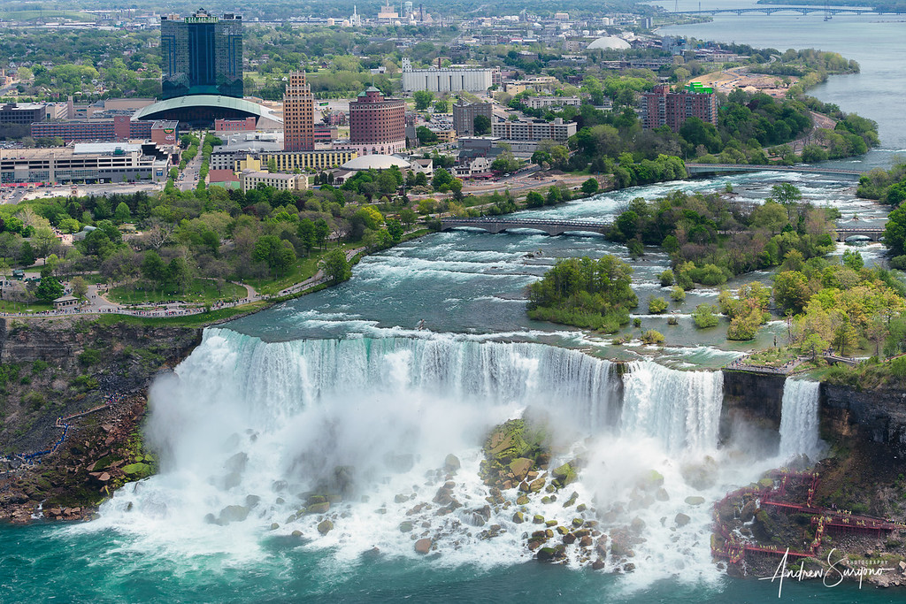 Majestic Niagara in the Morning