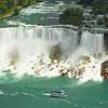 Cruising by Niagara Falls
