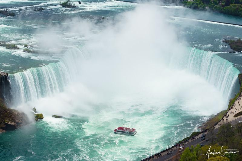 Niagara's Big Splash