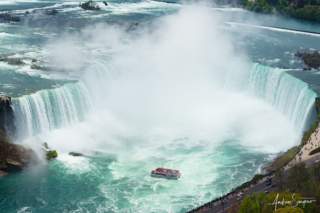 Niagara's Big Splash