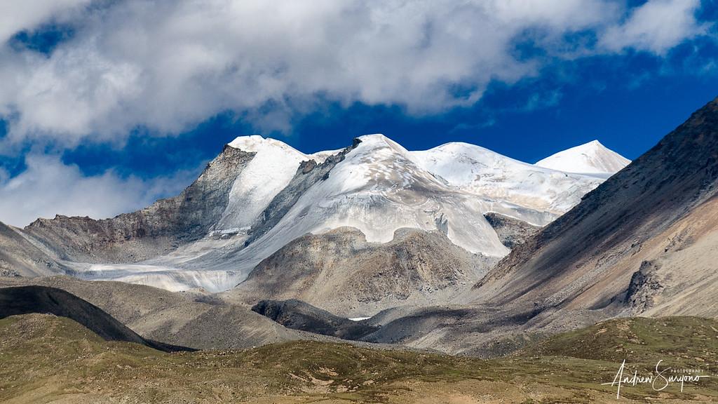 Milky Tanggula Mountain