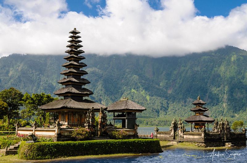 Pura, Bali, Indonesia