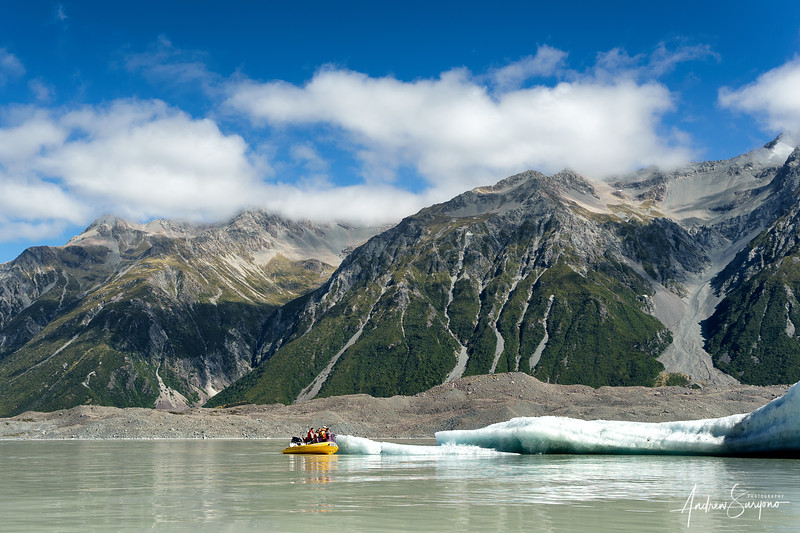 Mount Cook Glacier Expedition