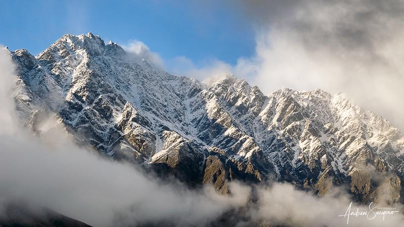 QTOWN05 - The Remarkables Mountain Range