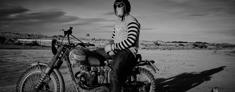Hell On Wheels - Desert time - L.A