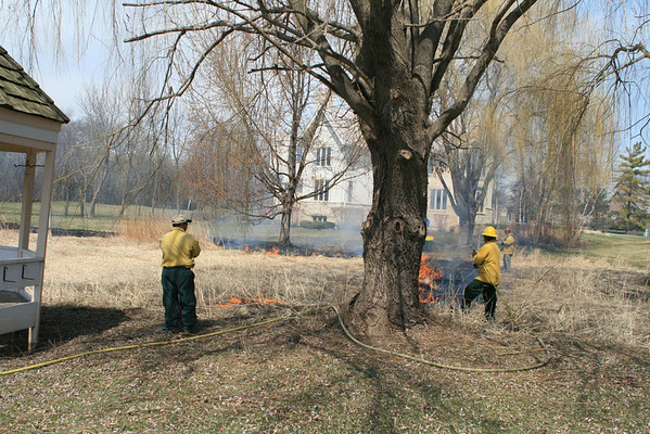 TGF Forestry & Fire Wildland Fires Long Grove Illinois