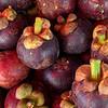 Mangosteen fruit:  Mang-kut