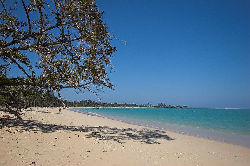 Sarojin Beach