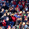 SENTINEL & ENTERPRISE / CONNOR GLEASON<br /> Fitchburg fans filled the Crocker Field to watch FHS go up against Leominster High School during the annual Turkey Bowl football game Thanksgiving Day morning. Leominster defeated Fitchburg, 21-14.