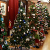 The Festival of Trees in Leominster will open on November 29th at 11 a.m. at City Hall. SENTINEL & ENTERPRISE/JOHN LOVE