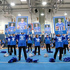Leominster High School held it's football pep rally on Tuesday morning at the school. They will be playing Fitchburg on Thanksgiving day. The moms of the senior football players performed during the pep rally. They all had pictures of their sons on posters during their performance. SENTINEL & ENTERPRISE/JOHN LOVE
