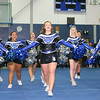 Leominster High School cheerleaders perform during the school's pep rally, Tuesday.<br /> (photo courtesy of Creative by O'Connor Studios)