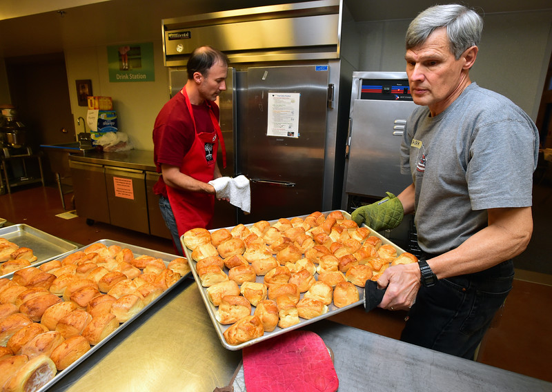Thanksgiving Day Dinner at First Presbyterian Church of Boulder
