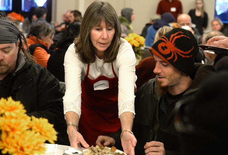 Thanksgiving Day Dinner at First Presbyterian Church of Boulder