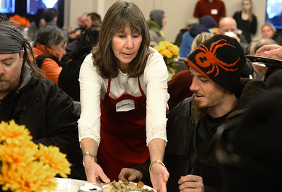 THANKSGIVING DINNER AT FIRST PRES IN BOULDER 2016