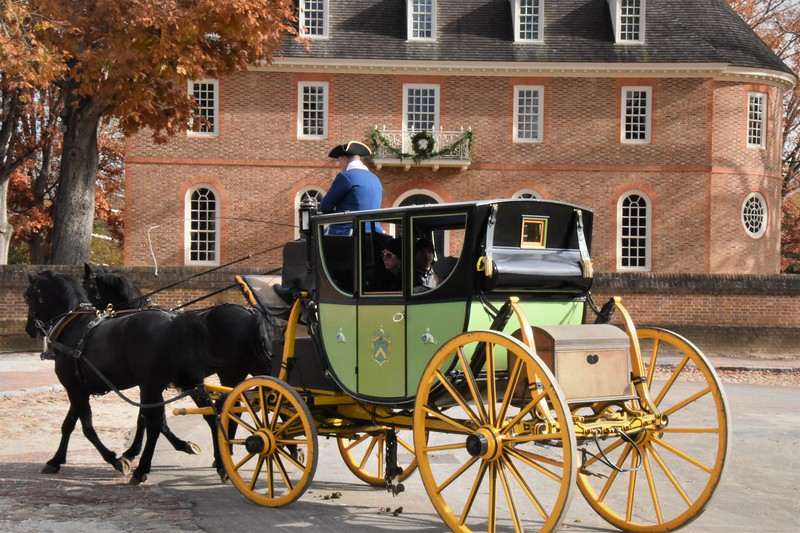 Scholars will search in vain for any mention of Thanksgiving Day in the 18th-century Virginia Gazette. Fourth Thursdays in November were no different from other days--runaway slaves, lost pocketbooks, ships departing to London. Page after page, it is always business as usual. No festivities, no turkeys, no stuffing, no sleigh ride to grandmother's house. In short, no Thanksgiving.