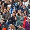 Oakmont fans during the Thanksgiving game against Gardner on Thursday morning. SENTINEL & ENTERPRISE / Ashley Green