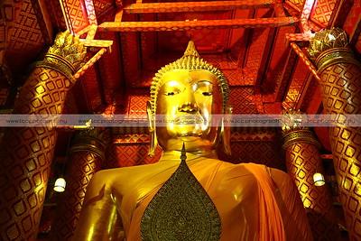 Wat Phanan Choeng, Ayutthaya Historical Park, Thailand