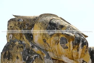 Wat Lokayasutharam, Ayutthaya Historical Park, Thailand