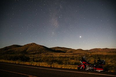 2013-10-18 Stars at Night by Bullwinkle