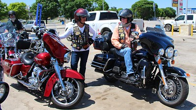 """2017-04-17 Patriot Guard Ride by Dale """"Squirrel"""" Hardy"""